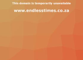 Endlesstimes.co.za thumbnail