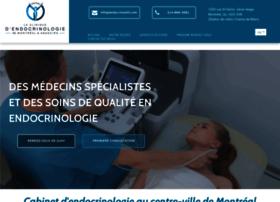 Endocrinologuesmontreal.ca thumbnail