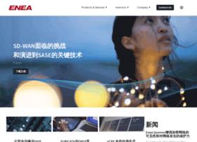 Enea.com.cn thumbnail