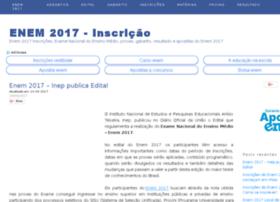 Enem2017.net.br thumbnail