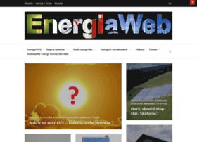 Energiaweb.sk thumbnail