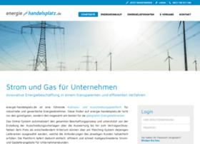 Energie-handelsplatz.de thumbnail