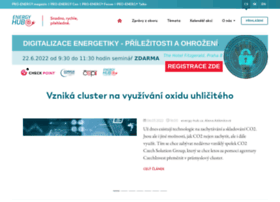 Energy-hub.cz thumbnail