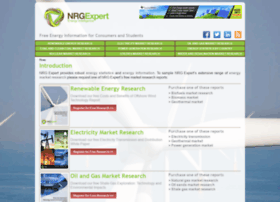 Energy-market-research.com thumbnail