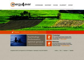 Energy4ever.org thumbnail
