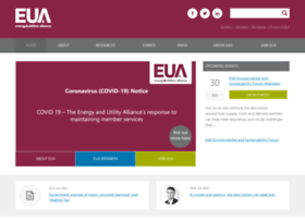 Energyandutilities.org.uk thumbnail