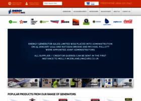 Energygeneratorsales.co.uk thumbnail