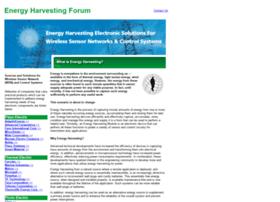 Energyharvesting.net thumbnail