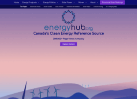 Energyhub.org thumbnail