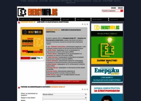 Energyinfo.bg thumbnail