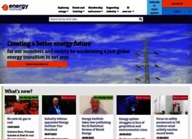 Energyinst.org thumbnail