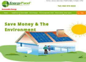Energypanel.ie thumbnail