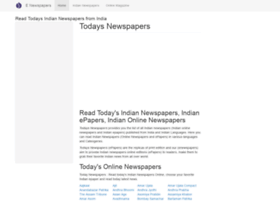 Enewspapers.co.in thumbnail