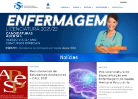 Enfermagem.edu.pt thumbnail