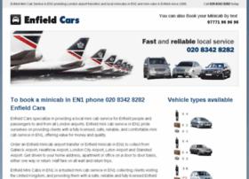 Enfieldcars.co.uk thumbnail