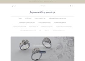 Engagement-ring-mountings.com thumbnail