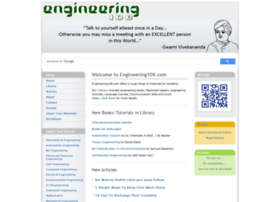 Engineering108.com thumbnail