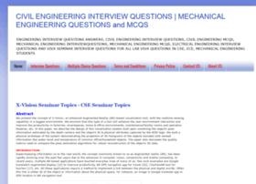 Engineeringquestionsblog.blogspot.com thumbnail