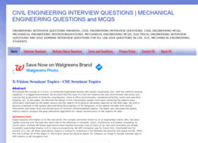 Engineeringquestionsblog.blogspot.in thumbnail