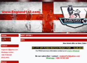 England1x2.com thumbnail