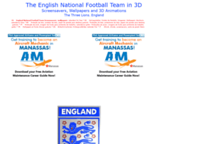 Englandnationalteam.pages3d.net thumbnail