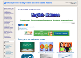 English-distance.ru thumbnail