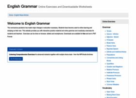 English-grammar.at thumbnail