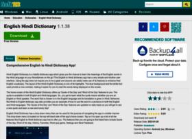 English-hindi-dictionary.soft112.com thumbnail