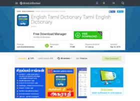 English-to-tamil-dictionary.droidinformer.org thumbnail