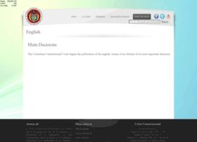 English.corteconstitucional.gov.co thumbnail