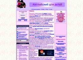 Englishforkids.ru thumbnail
