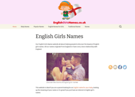 Englishgirlsnames.co.uk thumbnail