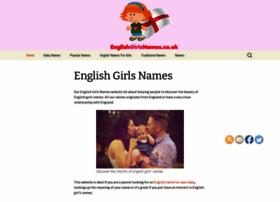 Englishgirlsnames.co.uk thumbnail