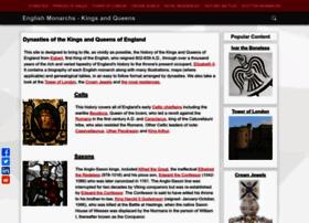 Englishmonarchs.co.uk thumbnail