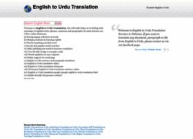 Englishtourdutranslation.com thumbnail