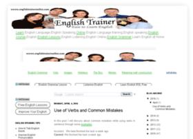 Englishtraineronline.com thumbnail