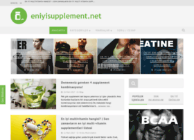 Eniyisupplement.net thumbnail