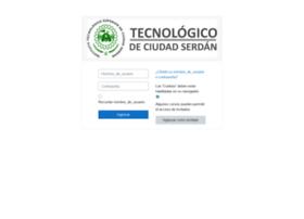 Enlinea.itsciudadserdan.edu.mx thumbnail