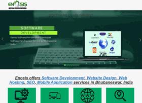 Enosistechnology.com thumbnail