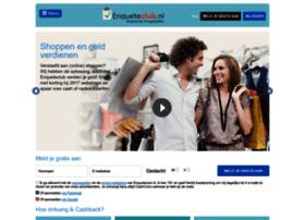 Enqueteclub.nl thumbnail