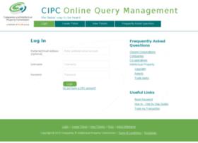 Enquiries.cipc.co.za thumbnail