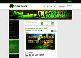 Entercraft.ru thumbnail