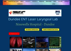 Entlasercoursedundee.co.uk thumbnail