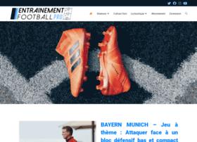 Entrainementfootballpro.fr thumbnail