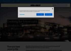 Entrematic.co.uk thumbnail