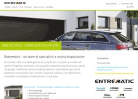 Entrematic.it thumbnail