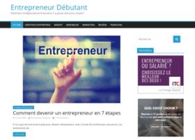 Entrepreneurdebutant.fr thumbnail