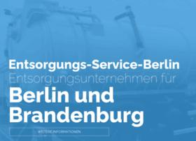 Entsorgungs-service-berlin.de thumbnail