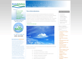 Envirosolutionsinc.net thumbnail
