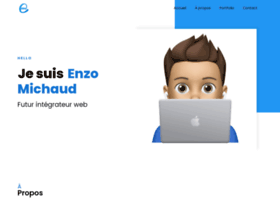 Enzomichaud.fr thumbnail